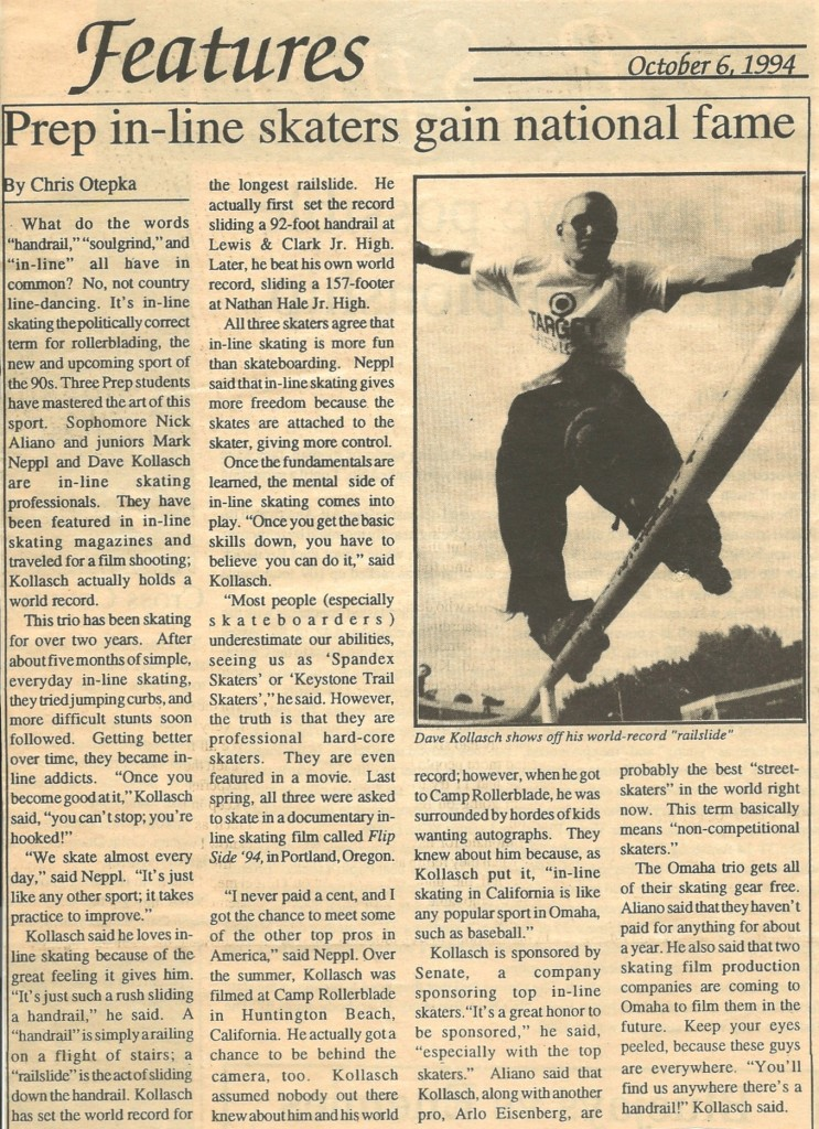 prep-inline-skaters-gain-national-fame-october-1994 - Copy