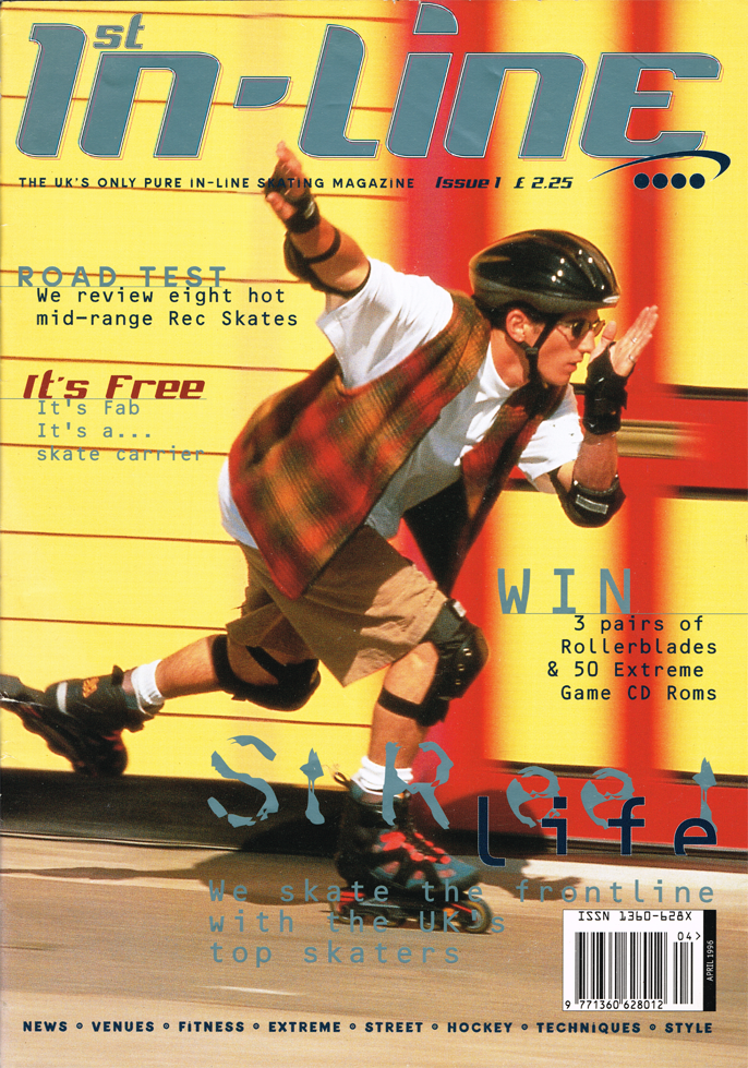 1st inline Magazine Issue 1