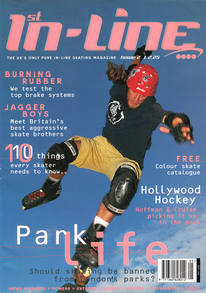 1st inline Magazine Issue 2