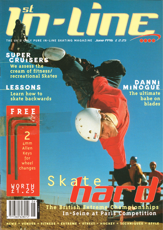 1st inline Magazine Issue 3