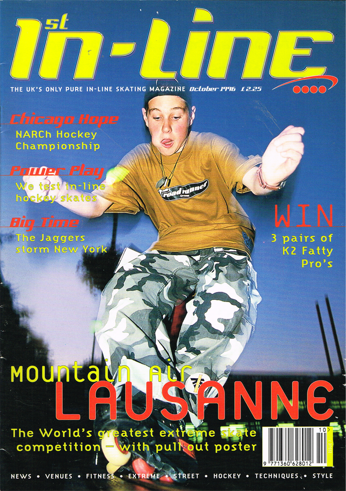 1st inline Magazine Issue 7
